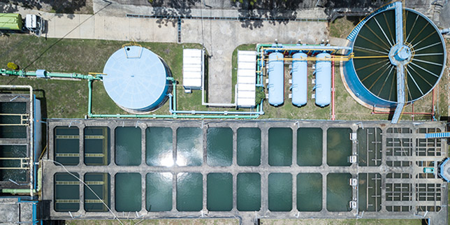 Технологии за третиране на питейни води