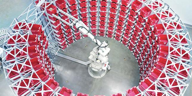 Логистичната индустрия ускорява роботизирацията и  автоматизация след пандемията