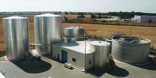 Биогаз от суроватка