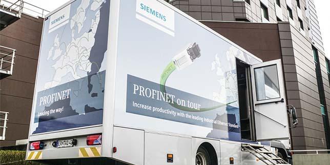 Siemens представи решения за изграждане на индустриални комуникационни мрежи