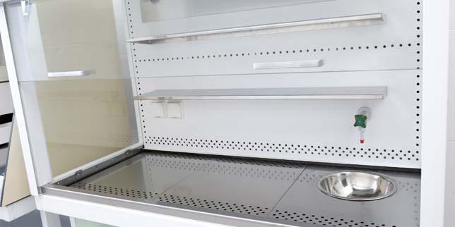 Вентилационни системи за лаборатории в производството