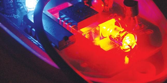 Устойчивост на LED осветителни тела на преходни пренапрежения