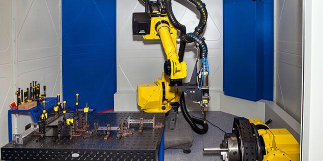 Роботизирани технологии в машиностроенето