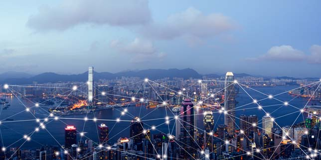 Управление на осветлението с mesh мрежови топологии