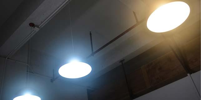 Осветление в хладилни промишлени помещения