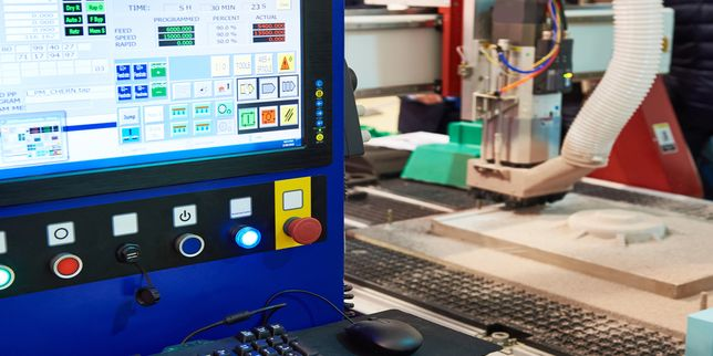 Виртуалната реалност в програмирането на металорежещи машини с ЦПУ