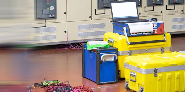 Безопасност при електрически измервания