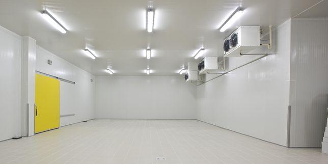Индустриални хладилни и фризерни стаи – възможности за конфигуриране