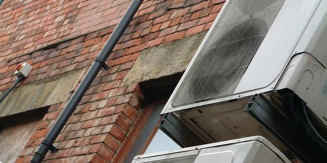 Предотвратяване на течове на климатици