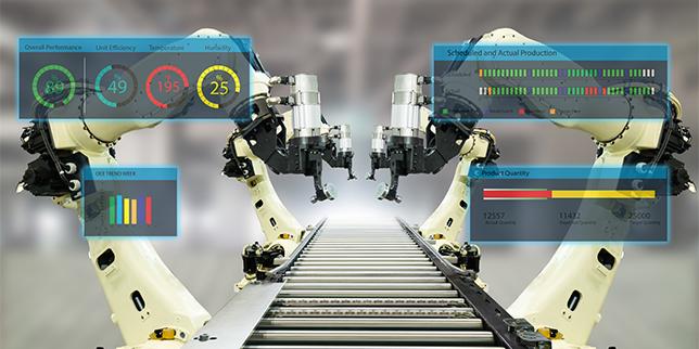 Интелигентни технологии при индустриалните транспортни системи