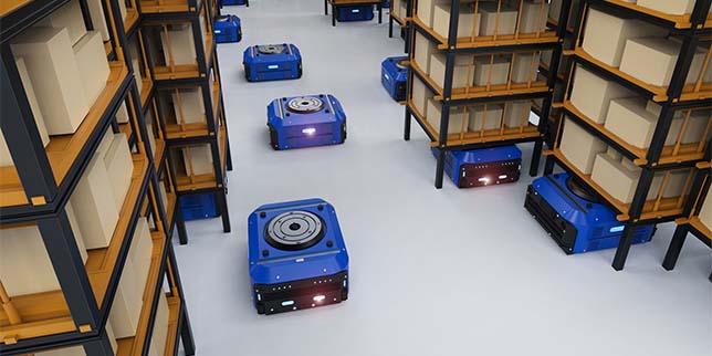 Мобилни индустриални роботи
