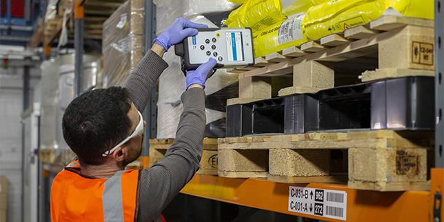 Т.Е.А.М. представи система за тестване и идентификация на суровини през различни опаковки