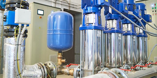 Повишаване на енергийната ефективност на помпени станции