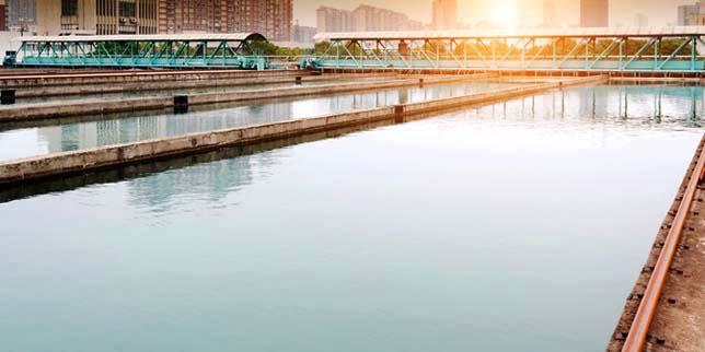 Гравитачна филтрация на отпадъчни води