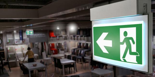 Иновацията в аварийното и евакуационно осветление идва с PrimEvo от АББ