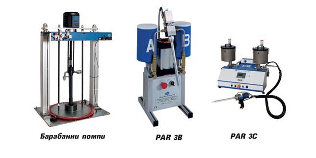 Достъпност и надеждност с машините на METER MIX Systems