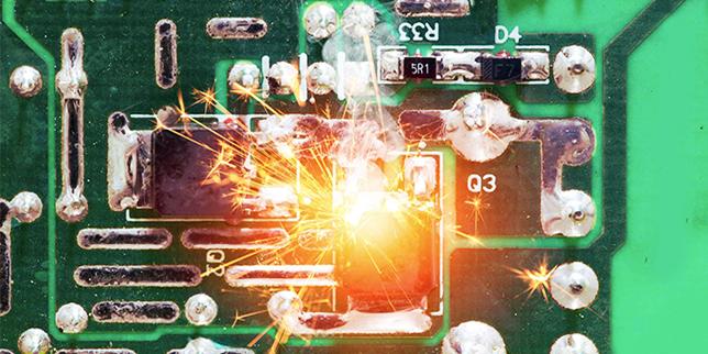 Новости при компонентите за защита на електронни схеми