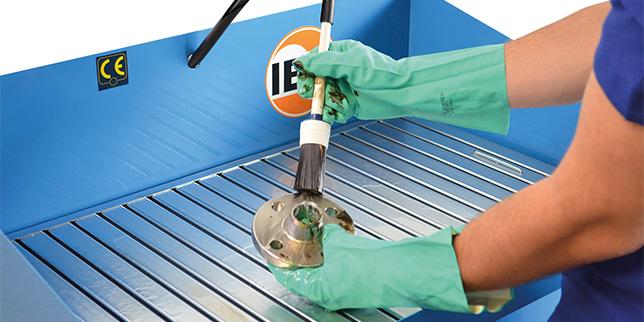 IBS-Системи за почистване на части - решението, което работи