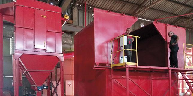 ИПО реализира проект за производствено разширение чрез енергийно ефективно оборудване