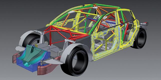 Успехът на Nissan Motorsport с дигитални прототипи от Autodesk