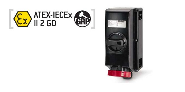 Ехнатон: Взривозащитени серии ADVANCE-GRP[GD] и OPTIMA-EX[GD] за газ и за прах
