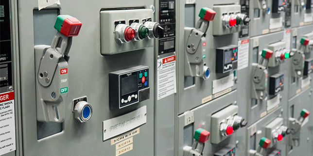 Интелигентно управление на индустриални двигатели