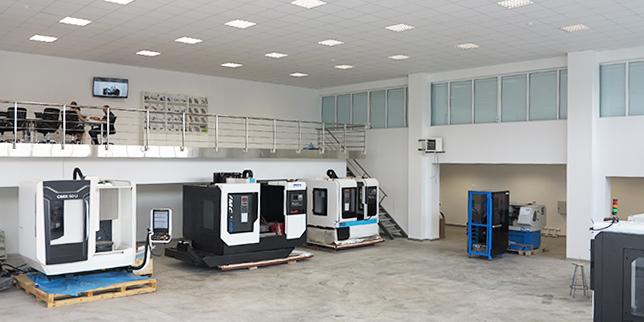 Полимета C откри технологичен център в София