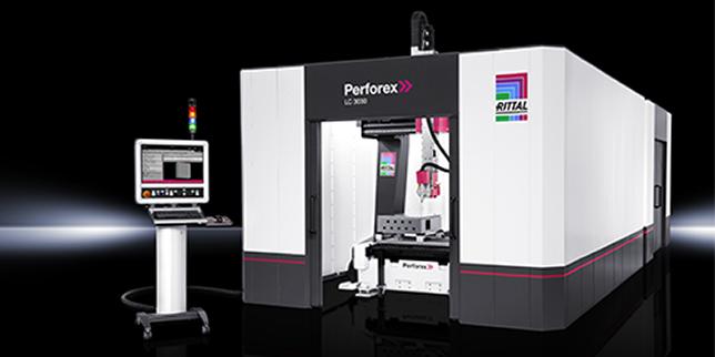 Обработващи центри Perforex в производството на разпределителни табла