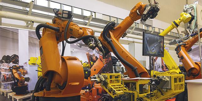 Кабелни решения за индустриални роботи