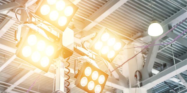 Индустриални LED прожектори