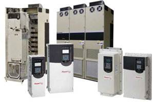 Ротек предлага честотни регулатори PowerFlex, серия 750 на Allen-Bradley