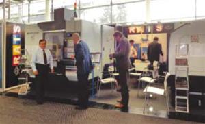 РАИС за пръв път показа свои машини на ЕМО Хановер