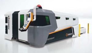 Фиброоптична машина за лазерно рязане на ERMAKSAN получи златен медал от МТП Пловдив