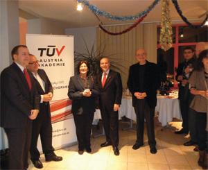 Стартира първата TUV Austria Мениджмънт програма за България