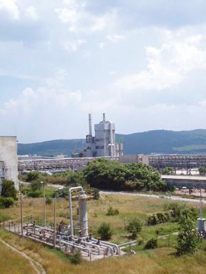 Химическа промишленост в България