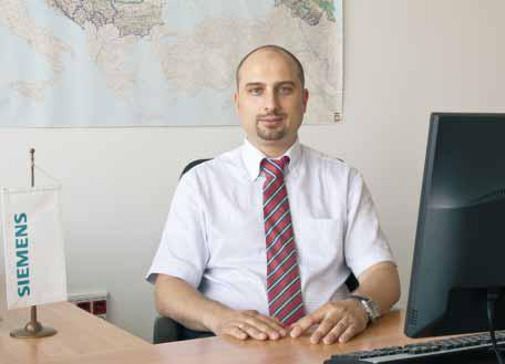 Интервю с Новия мениджър на направление Сградни технологии в Сименс инж. Александър Стоянов
