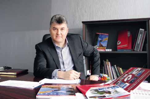 Интервю с Димитър Илчев, главен мениджър и председател на надзорния съвет на Eвромаркет Груп