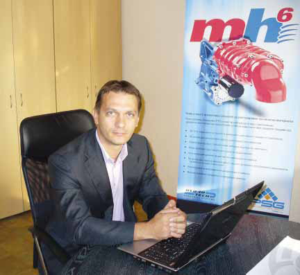 Интервю с Кирил Гитев, управител на Хидротек