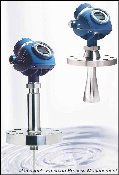 Радарни нивомери за течни и насипни материали