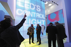 Light+Building 2012 ще се проведе от 15 до 20 април