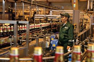 Карлсберг инвестира 10 млн. лв. в производствени иновации
