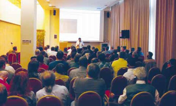 Проведе се традиционният годишен семинар на Ханиуел България