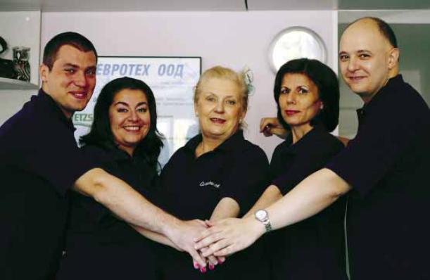 Интервю с Карамфилка Бакалова, управител и екипа на Евротех по повод 20-годишнината от основаването на фирма Евротех