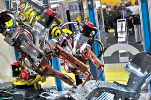 Предстои изложението за индустриална автоматизация Аutomatica 2014