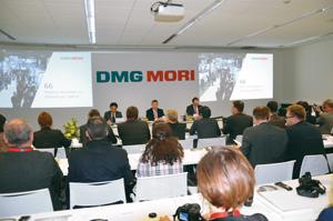 DMG MORI организира Седмица на отворените врати 2014 в Пфронтен, Германия