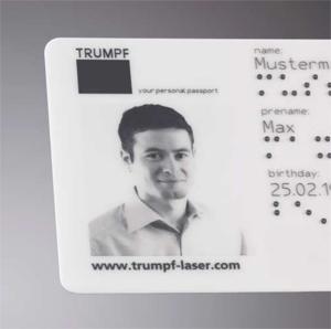 Маркиране на пластмаси с лазер