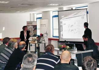 Ехнатон акцентира върху PLC иновациите на Дни на Mitsubishi Electric