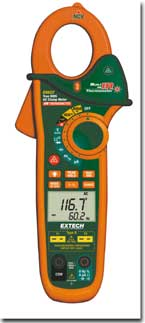 ТМЕ дистрибутор на Extech Instruments