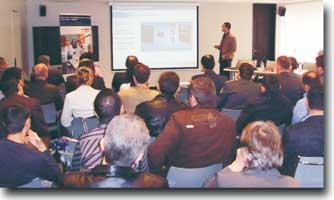 Проведе се семинар на Палмо и Фламтех