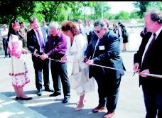 Новата производствена база на Силкотех България